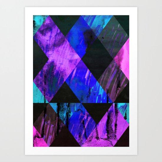 AXV6 Art Print