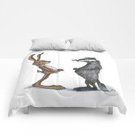 Hare & Badger Comforters