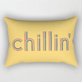 Chillin' Rectangular Pillow