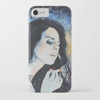 lana iPhone & iPod Cases featuring Lana by kente