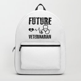 Future Veterinarian Gift Vet Graduation Gifts Backpack