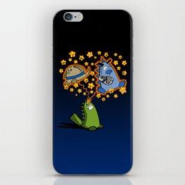 Candy the Magic Dinosaur iPhone Skin