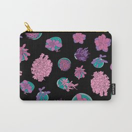 psychedelic succulents Carry-All Pouch