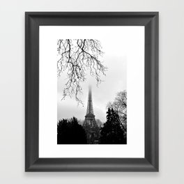 Natural Frame Framed Art Print