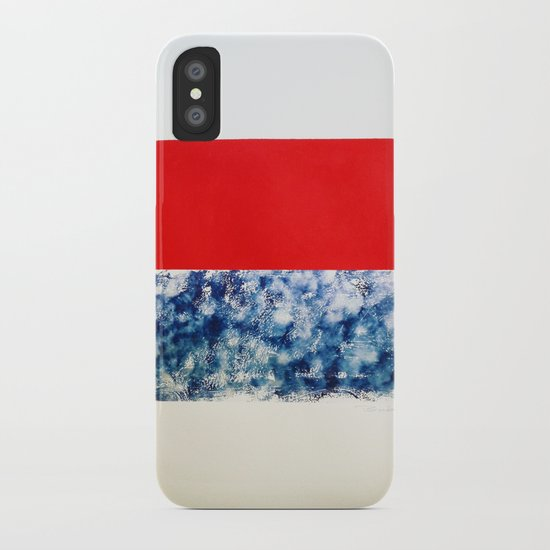 SKY/ORG iPhone Case