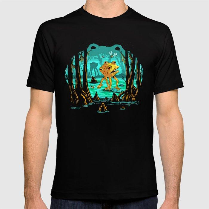 Magical Mutant Frog Swamp T-shirt