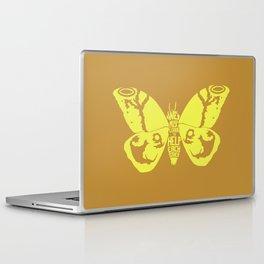 We Must Learn to Help Each Other -Mothra vs. Godzilla Laptop & iPad Skin