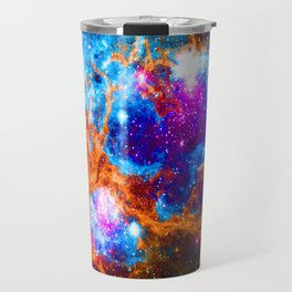 Cosmic Winter Wonderland Travel Mug
