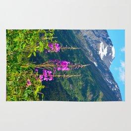 Fireweed ~ Mid-Summer Rug