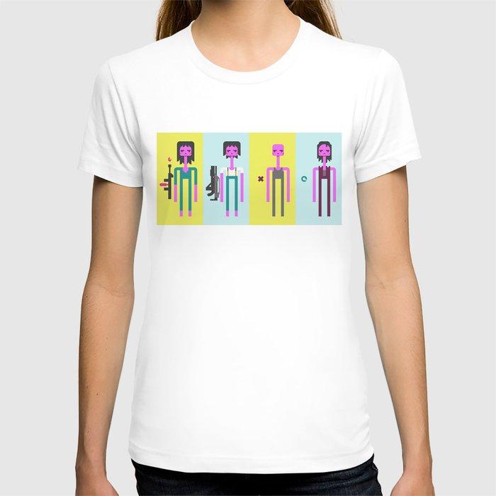 ALIEN(S)³ - Ellen Ripley Icons T-shirt