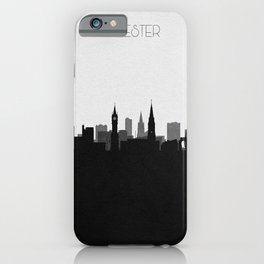 City Skylines:Leicester iPhone Case
