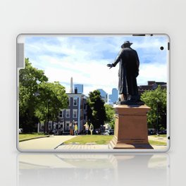 Battle of Bunker Hill, Boston, MA Laptop & iPad Skin