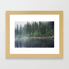 Pacific NorthWander Framed Art Print