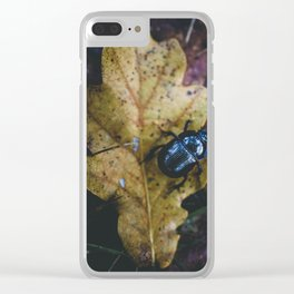 The little one Clear iPhone Case