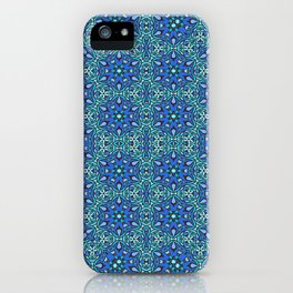 Oriental Pattern 6 iPhone Case