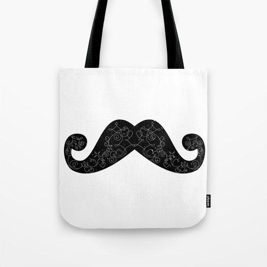 Dia De Los Mustache Tote Bag