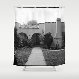 1084 O'BRIEN COURT, LOOKING EAST Shower Curtain