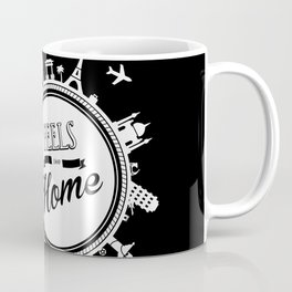 Feels like Home (black) Coffee Mug