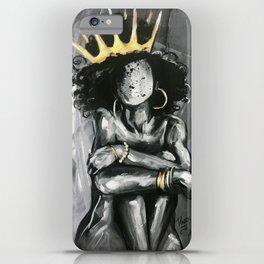 Naturally Queen IX iPhone Case