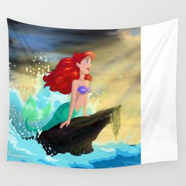 Part of Your World Wall Tapestry