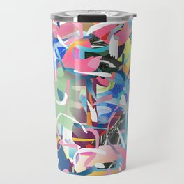 Soft Serve 2 (banner) Travel Mug