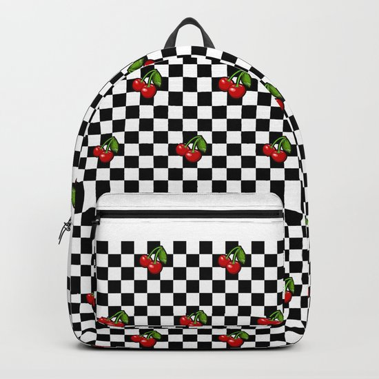 Checkered Cherries by altizzy