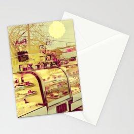 Sugar Mama Stationery Cards