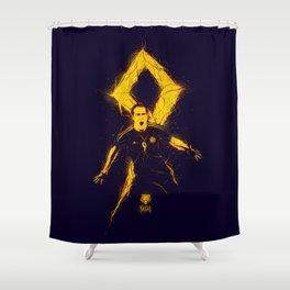 Falcao Shower Curtain
