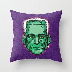 RahmStein Throw Pillow