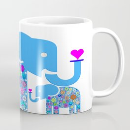 ELEPHANT LOVE Coffee Mug