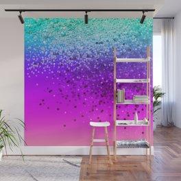 Unicorn Glitter Farts Wall Mural