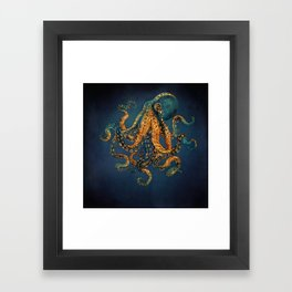 Underwater Dream IV Framed Art Print