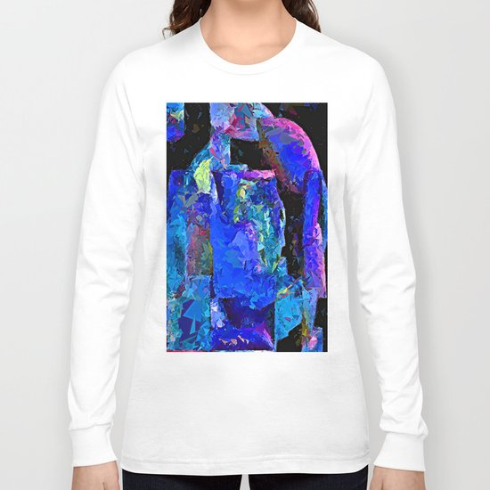 Cry On My Shoulder Long Sleeve T-shirt