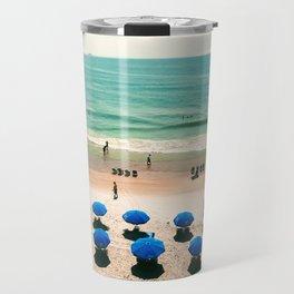 Aerial Beach 1 Travel Mug