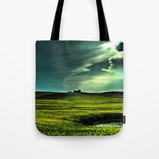 Passing Through Tote Bag