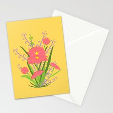 Indian Lotus Stationery Cards