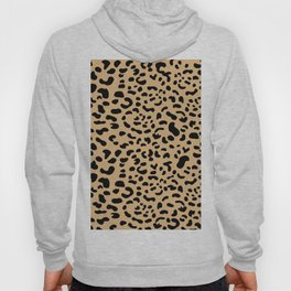 Leopard print - Earth Hoody