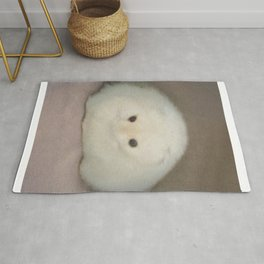 Fluffy Creature Rug