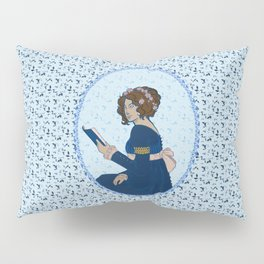 Elizabeth Bennet - Pride and Prejudice Pillow Sham