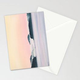 Misty Morning Crossing Stationery Cards