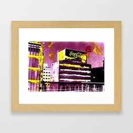 Nagoya_04 Framed Art Print