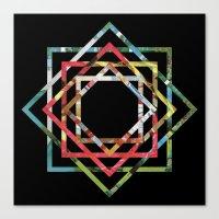 lsd Canvas Prints featuring LSD. by Kieran Sperring