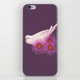 White Budgerigar iPhone Skin