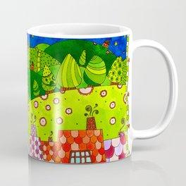 The Shepherdess and the Chimney Sweep Coffee Mug