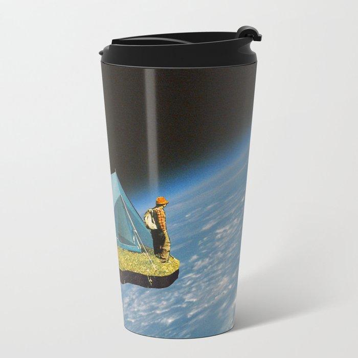 Space camp Metal Travel Mug