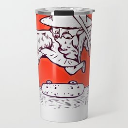 Wizardly Skills Travel Mug