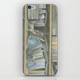 RHX Bookshelf Logo iPhone Skin