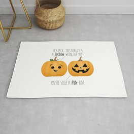 You're Such A Pun-Kin! Rug