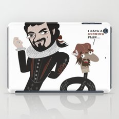 I have a cunning plan... iPad Case