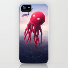 Birdwatcher iPhone Case